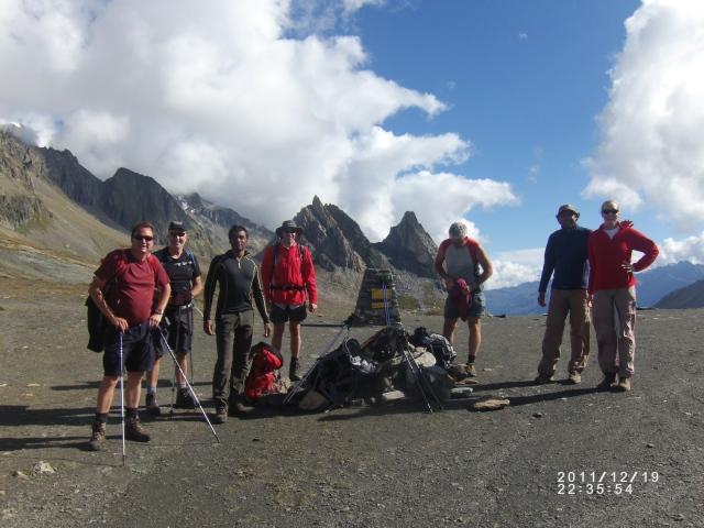"""""""Big Smile Adventures"""" Tour du Mont Blanc"""
